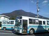 12時31分 関東鉄道バス筑波山口−岩瀬駅