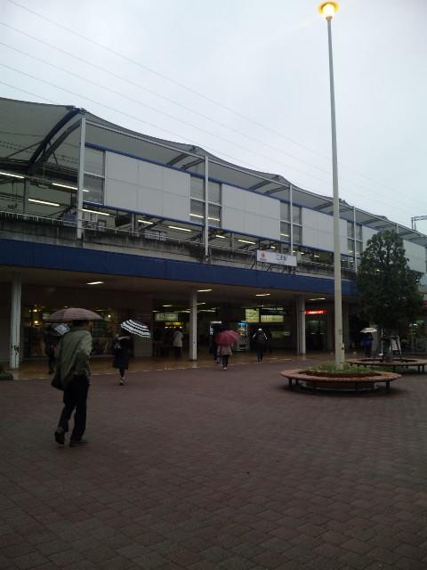 東名江田→荏田→江田駅