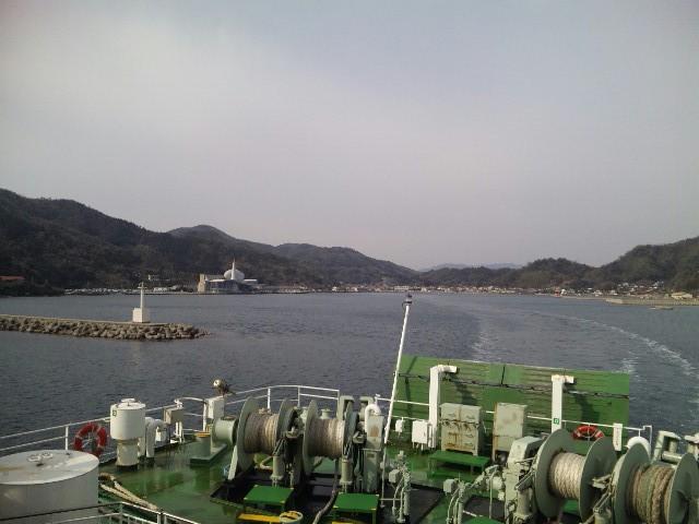 島根県での初仕事