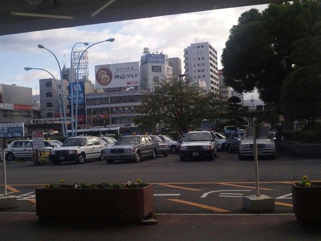 松山から伊予大洲へ