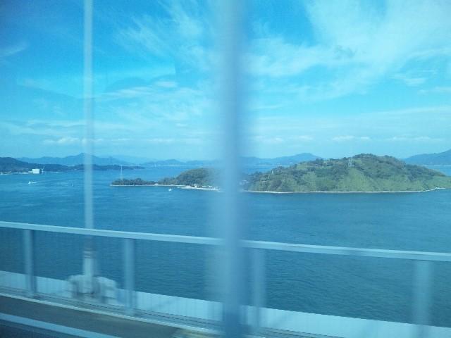 大三島から大崎上島へ
