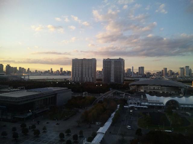 秋だ!東京はまだ秋だ!