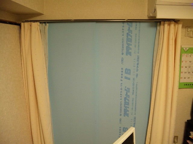 内窓自作計画