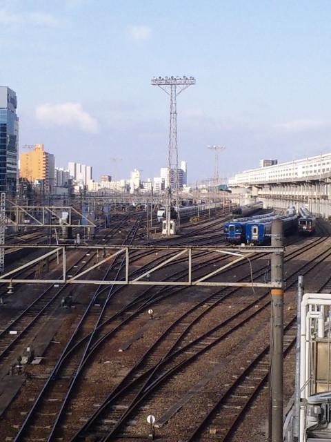 新大阪から『野村』へ