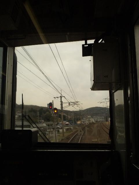 中央本線経由で東京へ