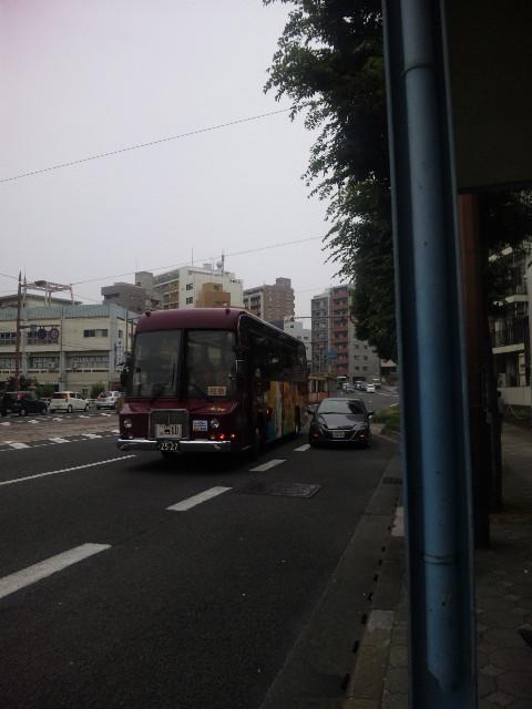 長崎から口之津へ