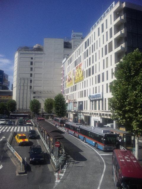 渋谷駅―出張相談3件目―