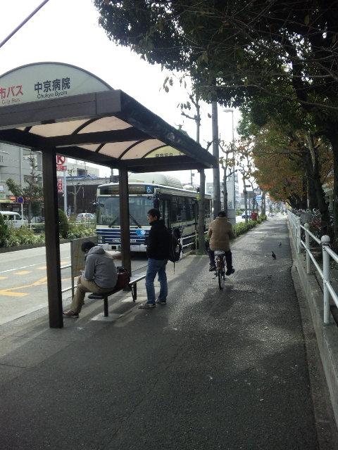 中京病院→熱田伝馬町