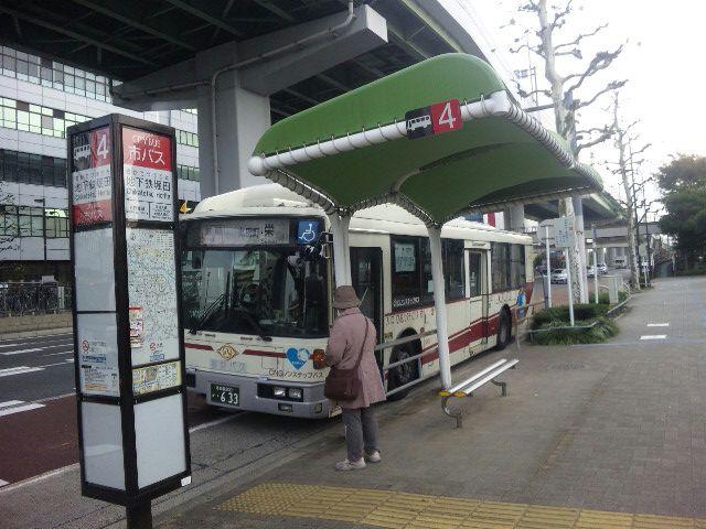 地下鉄堀田→鶴舞公園