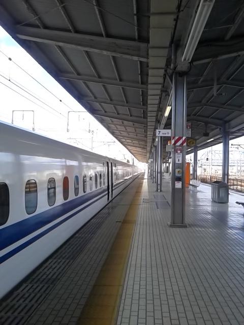 (今年も!)自腹新幹線