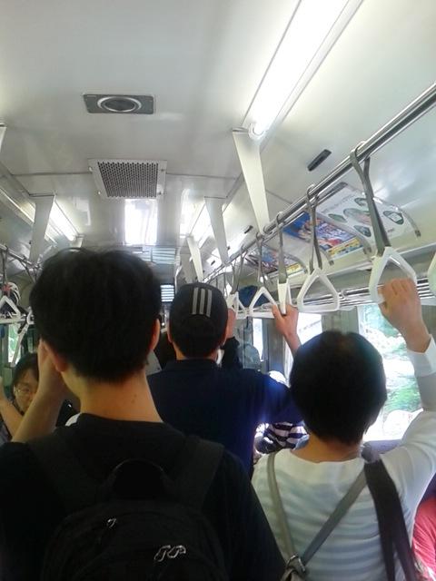 (乗車率120%の)高原列車は行くよ(棒読み):小海線甲斐大泉