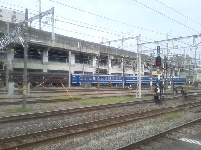 見るだけで嬉しい国鉄型車両:上越線高崎