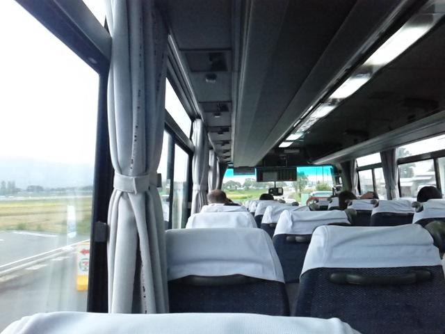 空いてるバスはありがたい…けれど:水沢駅東口~仙台駅