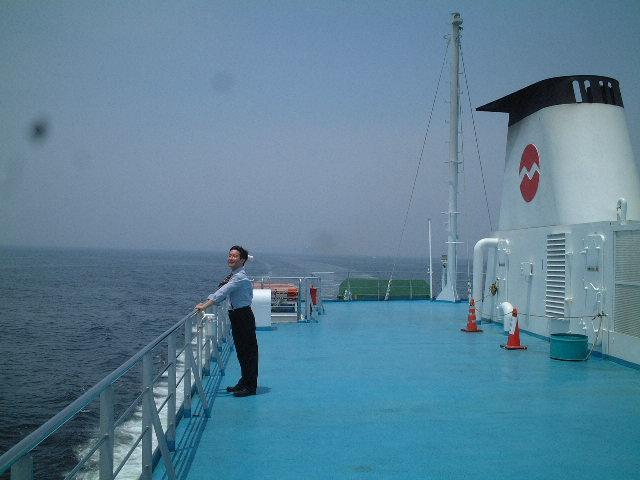 海からの誘惑