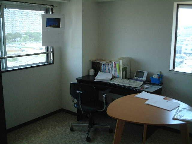 ここは光と風の事務所です